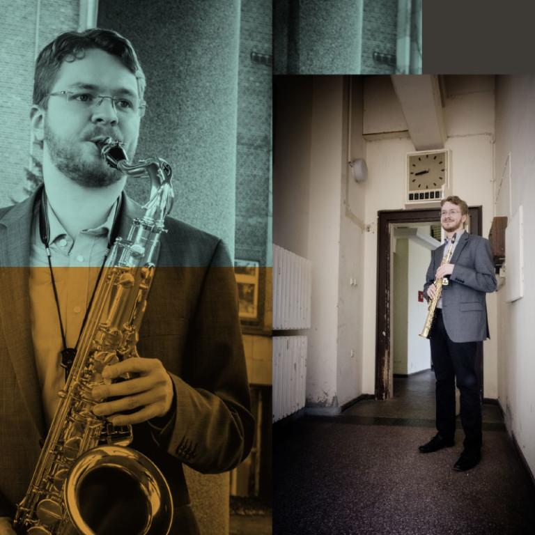 sebastian lange saxophon releases
