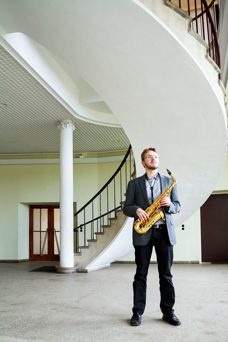 sebastian lange saxophon Hallo und willkommen!