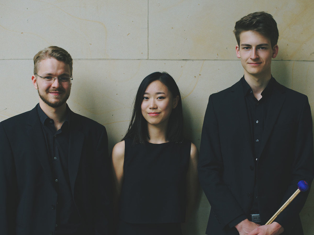 sebastian lange saxophon Trio Noir