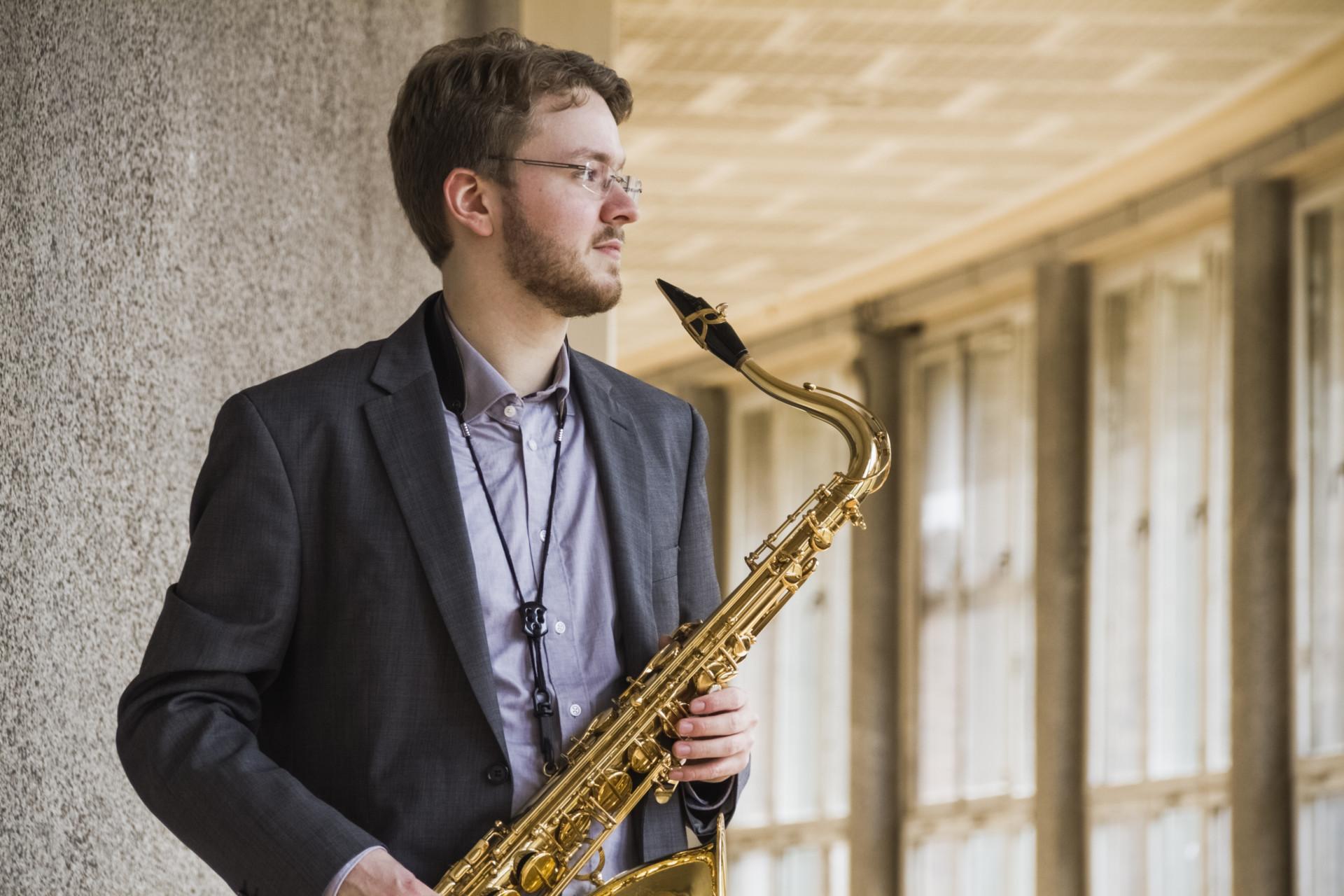 sebastian lange saxophon unterricht/lessons